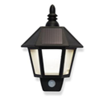 Solar Lamp na may Sensor ng Paggalaw