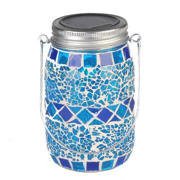 solar mason jar fairy lights